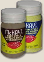 McKay's Soup Seasonings,cholesterol free, no msg added,low cholesterol
